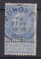 N° 60  HOBOKEN  Oblitération Faible - 1893-1900 Fine Barbe
