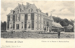 Marbaix-la-Tour NA2: Château De La Pasture - Ham-sur-Heure-Nalinnes