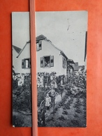 67 Bad Niederbronn, Cachet Hagenau P. K 1917 - Other Municipalities