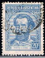 ARG 527 // Y&T 373 // 1935-36 - Argentina