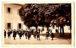 Istituto Delle Suore Della Provvidenza Dell'Immacolata Concezione - Badia A Ripoli (Firenze) - Corte Di Ricrezione. - Scuole