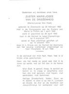 Zwevezele, Pittem,Ieper-Vlamertinge,1974, Marie Van Hoet - Religion & Esotericism