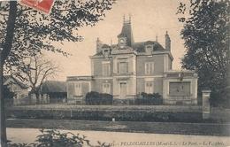 Cpa 49  Pellouailles Le Pavé - Otros Municipios