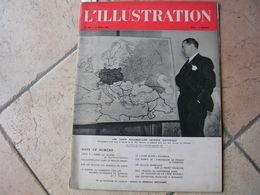 L'ILLUSTRATION  N° 5067 - 13 AVRIL  1940 - Journaux - Quotidiens