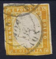 Italy  Sardegna Sa 17  Mi Nr 14  Obl./Gestempelt/used - Sardinia