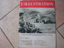 L'ILLUSTRATION  N° 5068 - 20 AVRIL  1940 - Giornali