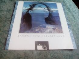 """SANDRA """"Into A Secret Land"""" - Disco & Pop"""