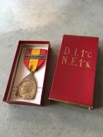 Herinneringsmedaille Van Den Veldtocht 1914 -1918 - Belgium