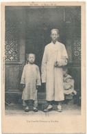 CHINE, YU-NAN -  Une Famille Chinoise - Chine