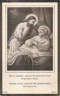 DP.ZUSTER MARIE AGNES (MARTHA CATRY) ° MEENEN 1886 - + 1919 - Religion & Esotericism