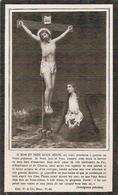 DP.SOEUR ALBERTINE (ELVIRE MARTIN) ) JODOIGNE 1854 - + COUVENT DES SOEURS DE L'ENFANT JESUS A BRUGELETTE 1919 - Religion & Esotericism