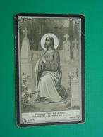 Virginia Laurier - Van Maelsaeke Geboren Te Nukerke 1831 En Overleden Te Ronse    1914   (2scans) - Religion & Esotericism