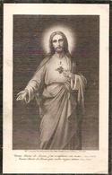 DP.MARIE CHARVETE -RELIGIEUSE DU SACRE COEUR + RAMEE 1913 - 36 ANS - Religion & Esotericism