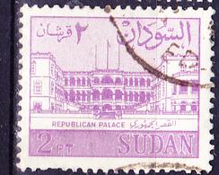Sudan - Palast Der Republik In Khartum (MiNr: 182 X) 1962 - Gest Used Obl - Sudan (1954-...)