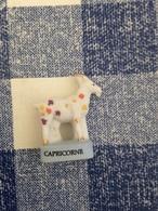 Feve Mate Les Signe Du Zodiaque Socle Bleu CAPRICORNE - Animals