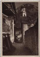 Soglio - Dorfpartie - Photo: Schär-Zogg - GR Grisons
