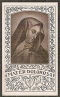 DP.ZUSTER BONAVENTURA (MARIA VAN DE WALLE) ° GENT 1850 - + MERKSPLAS 1918 - Religion & Esotericism