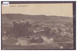 BURGDORF - BERTHOUD - TB - BE Berne