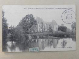 CPA  (79) Deux Sèvres - MAZIERES EN GATINE - Château Du Petit Chêne - Mazieres En Gatine