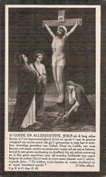 DP.ZUSTER ROMANIA (BARBARA VINCKE) ° ISEGHEM 1845 -+ ST AMAND'S GESTICHT TE SWEVEGHEM 1919 - Religion & Esotericism