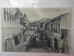 CPA ALBANIE SCUTARI Rue Animée - Attelage - Albanie