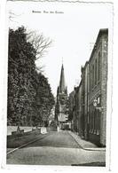 Boussu - Rue Des Ecoles - Circulée- Edit. G. Durez - 2 Scans - Boussu