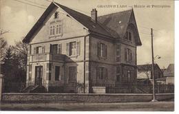 Grandvillars Mairie Et Perception - Francia