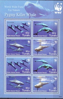 Tuvalu MNH Sheetlet - W.W.F.