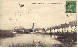 Grandvillars Le Château - Francia
