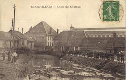 Grandvillars Usine Du Château - Francia