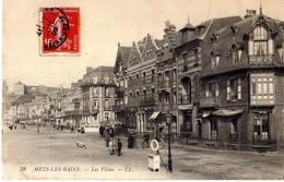 MERS LES BAINS - LES VILLAS - Mers Les Bains