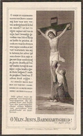 DP. ELISABETH DUCHATEAU ° BLOIR (TONGEREN ) + TONGEREN 1920 - 82 JAAR - Religion & Esotericism