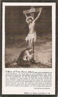 DP. BENJAMIN LECOQ - 63 ANS - PRESIDENT DU CONSEIL DE FABRIQUE DE L'EGLISE STE MARIE CHEVIGNY - Religion & Esotericism