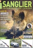 SANGLIER Techniques De Chasse N° 29 Armes , Chasser à Arc , Louveterie  , Chien Teckels - Chasse & Pêche