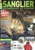 SANGLIER Techniques De Chasse N° 14 Armes , Cyné Tir Alsace  ,  Tir Arc ,  Battue , Chien Chiots - Chasse & Pêche