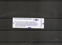 Polynésie ( Carnet 507 I XXX -MNH) - Markenheftchen