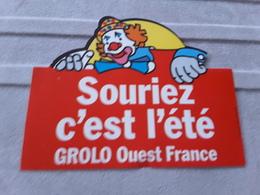 Autocollant Ouest France - Stickers