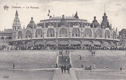 CPA Ostende - Le Kursaal - Feldpost 1914 (34808) - Oostende