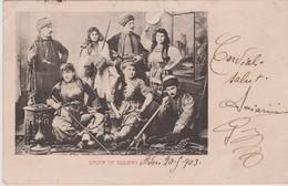 GROUP OF SUDANS - Yémen