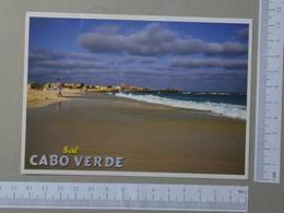 CAPE VERDE - PRAIA -  SANTA MARIA -   2 SCANS  - (Nº22835) - Cape Verde