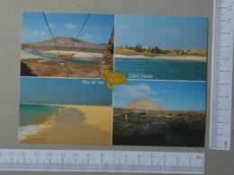 CAPE VERDE - VARIOS ASPECTO -  ILHA DO SAL -   2 SCANS  - (Nº22836) - Cape Verde
