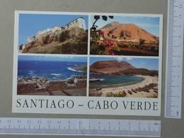 CAPE VERDE - VARIOS ASPECTO -  SANTIAGO -   2 SCANS  - (Nº22837) - Cape Verde