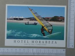 CAPE VERDE - HOTEL MORABESA -  ILHA DO SAL -   2 SCANS  - (Nº22838) - Cap Vert