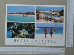 CAPE VERDE - HOTEL MORABESA -  ILHA DO SAL -   2 SCANS  - (Nº22839) - Cape Verde