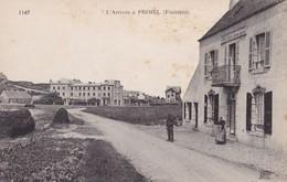 PRIMEL - L'Arrrivée - Primel