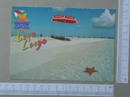 CUBA - PLAYA -  CAYO LARGO -   2 SCANS  - (Nº22844) - Postcards