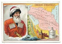 CHROMO - CHOCOLAT D'AIGUEBELLE - Circassien - Aiguebelle