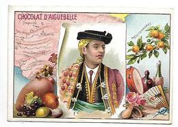 CHROMO - CHOCOLAT D'AIGUEBELLE - Espagnol - Aiguebelle