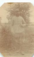 PHOTO ORIGINALE SOLDAT GUERRE 14/18 - Guerre, Militaire