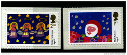 GREAT BRITAIN - 2013  CHILDREN'S CHRISTMAS  SET  MINT NH - 1952-.... (Elisabetta II)